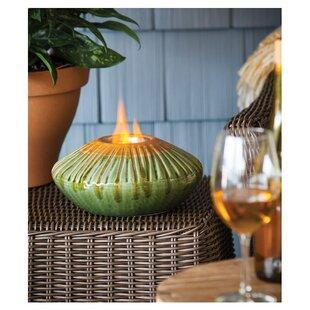 Evergreen Enterprises, Inc Dutton Firepot Tabletop torch