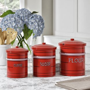 d251f2263 Flour And Sugar Containers