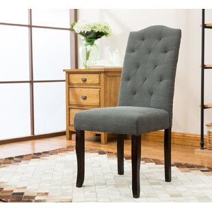 Bricker Upholstered Dining Chair (Set of 2)