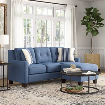 Awe Inspiring Micah Reversible Sectional Inzonedesignstudio Interior Chair Design Inzonedesignstudiocom