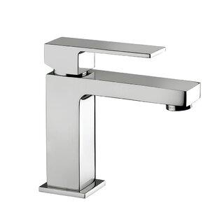 WS Bath Collections Elle Single Lever Bathroom Faucet