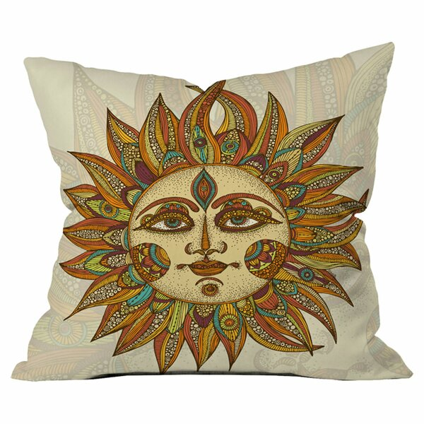 Deny Designs Helios Throw Pillow Wayfair