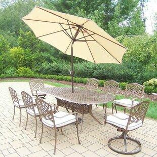 anderson teak descanso alabama 5 piece dining set outdoor furniture