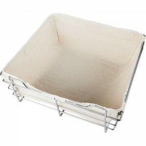 Canvas Basket Liner by Hardware Resources