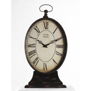 Tall Paris Table Clock