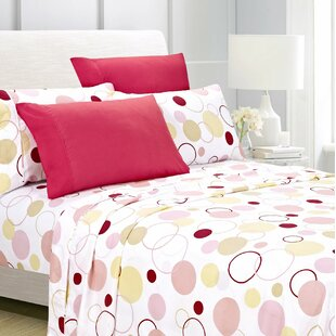 Carrington Polka Dot Sheet Set