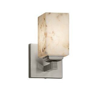 Charlton Home Esco 1 Light Dimmable Armed Sconce Best Wayfair High Quality Wall Sconce