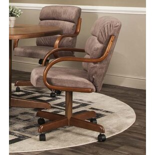 Price comparison Cedillo Upholstered Dining Chair by Red Barrel Studio Reviews (2019) & Buyer's Guide