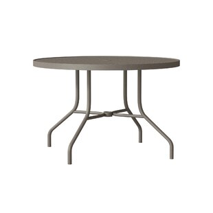 Boulevard Chat Table by Tropitone Today Sale Only