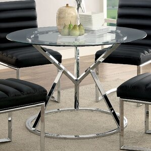 Destan Contemporary Dining Table by Orren..
