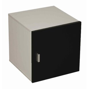 Ebern Designs Maestas 1 Door Storage Cabinet