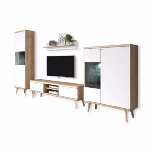Scandi I Entertainment Unit For TVs Up To 60