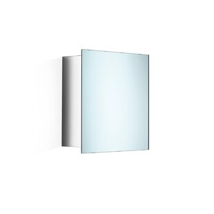 Linea Pika 17.7 x 17.7 Surface Mount Medicine Cabinet by WS Bath Collections