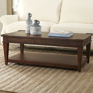Top Brands of Wheaton Coffee Table By Birch Lane™