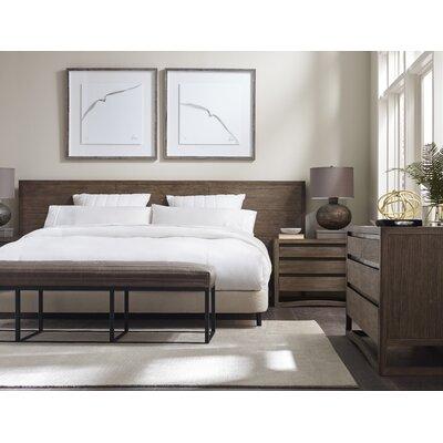 Dalton Upholstered Platform Bed by Brownstone Furniture