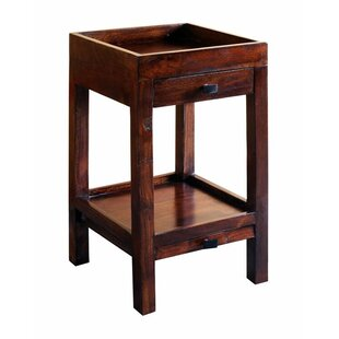 Find Savage End Table By Loon Peak