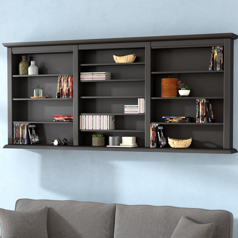 Triple Wall Mounted Storage Rack