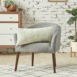Liveva Cotton Geometric Lumbar Pillow