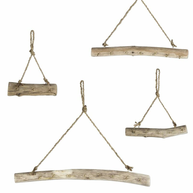 Dirftwood Jewelry Holder-9 branches