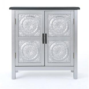 Felan 2 Door Wood Accent Cabinet by Bloomsbury Market