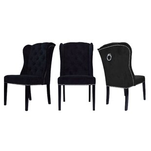 Ely Upholstered Dining Chair (Set Of 4) By BelleFierté