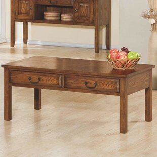 Schueller Coffee Table by Darby Home Co