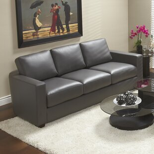 Bretton Top Grain Leather Sofa