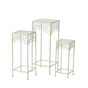 Augie 3 Piece Side Table Set By Lily Manor