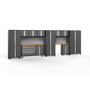 Bold 3.0 11 Piece Complete Storage System by NewAge Products