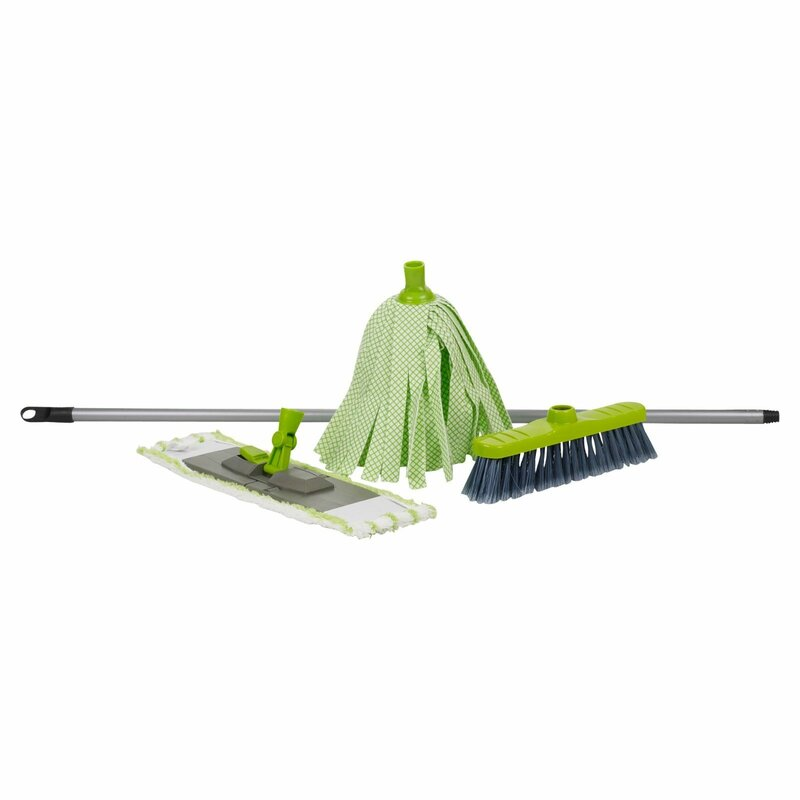 Symple Stuff Set of 4 Piece Cleaning Kit