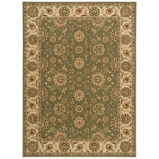 Bardy Green Area Rug by Astoria Grand
