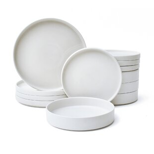Kaden 12 Piece Dinnerware Set Service for 3