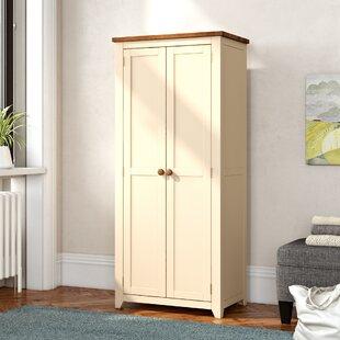 2 Door Wardrobe By Brambly Cottage