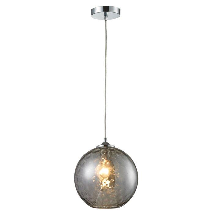 Rotterdam 1 Light Globe Mini Pendant
