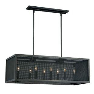 Williston Forge Digirolamo 8-Light Pendant