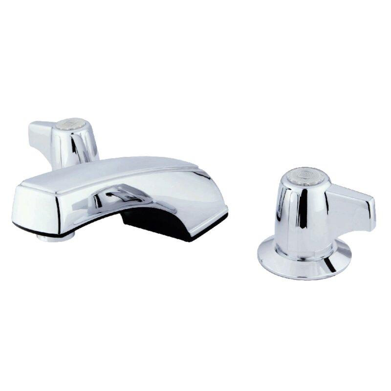 Kingston Brass Americana Widespread Bathroom Faucet With Drain Assembly Wayfair