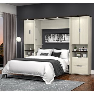 Juniper Storage Murphy Bed by Latitude Run
