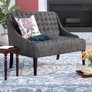 Buying Chesterfield Button Tufted Settee by Charlton Home Reviews (2019) & Buyer's Guide