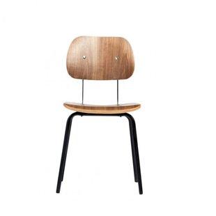 Corrigan Studio Albert Solid Wood Dining Chair