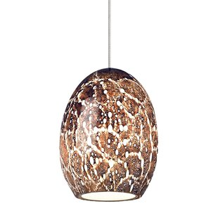 LBL Lighting Lilah 1-Light Cone Pendant