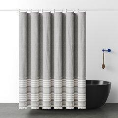 Modern Single Shower Curtain Shower Curtains Allmodern
