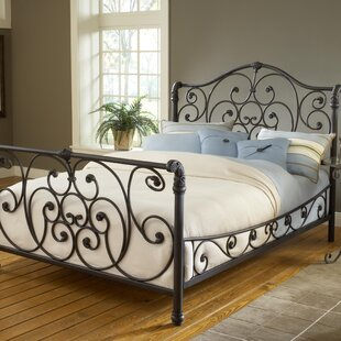 Mandalay Panel Bed by Hillsdale Furniture