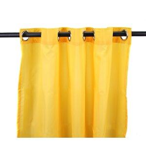 Outdoor Single Curtain Panel