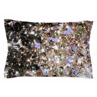 Ebi Emporium 'Cocoa Nebula' Painting Sham