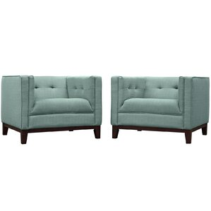 Serve Armchair (Set of 2) by Modway