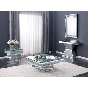 Marlow 3 Piece Coffee Table Set