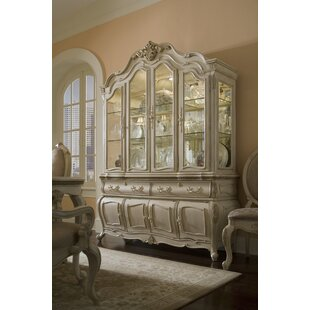 Michael Amini Lavelle Lighted China Cabinet