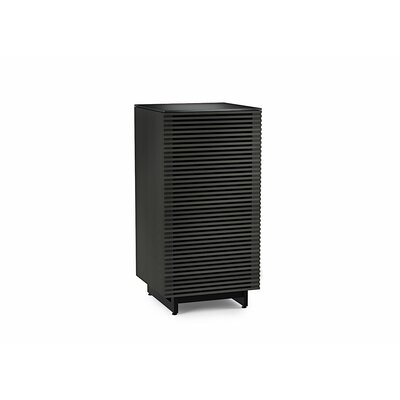 BDI USA Corridor AV Tower Color: Charcoal Stained Ash