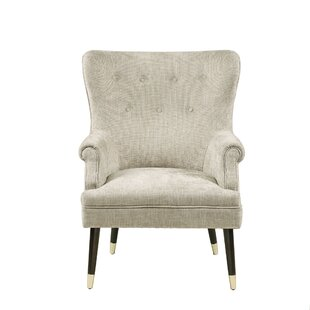 Sweetwater Wingback Chair by Ivy Bronx