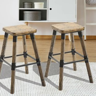Best Reviews Burdine 26 Bar Stool (Set of 2) by Union Rustic Reviews (2019) & Buyer's Guide